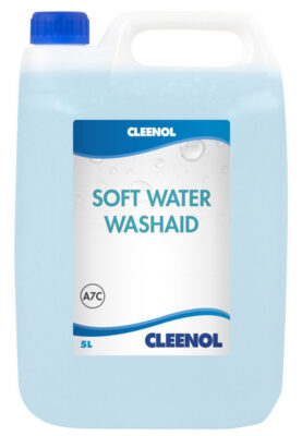 Soft-water-washaid